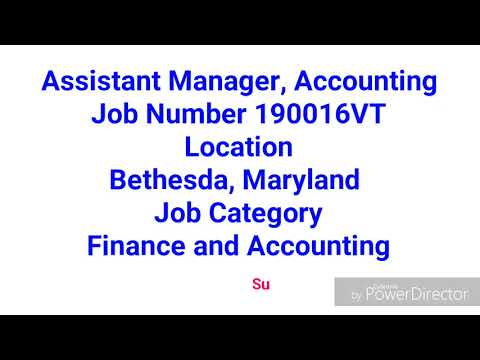 ACCOUNTANT JOBS | $23 per hour | 700 Vacancies | All Nationality Can Apply | FINANCE & ACCOUNTING