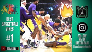 NEW The BEST Basketball Vines of FEBRUARY 2020