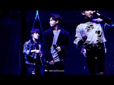161221 FM in CEBU - GOT7 Boom x3 - JB focus