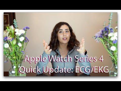 Apple Watch Series 4 ECG Update