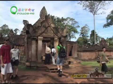 柬埔寨_吳哥窟介紹