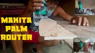 MAKITA PALM ROUTER TRIMMER (UN…
