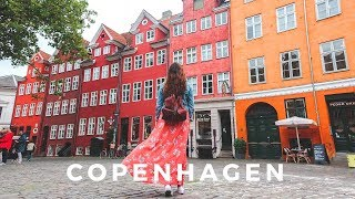 I Was Not Expecting This! // Backpacking Europe - Copenhagen, Denmark