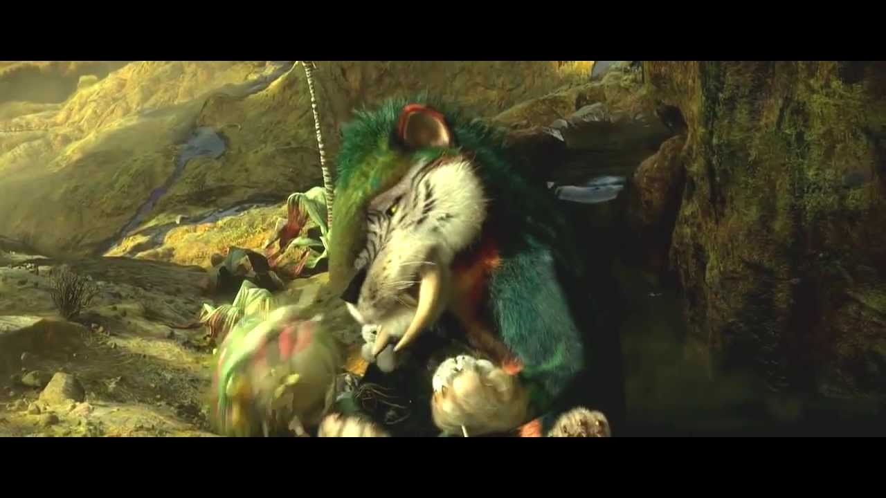 The croods scared puppet youtube voltagebd Choice Image
