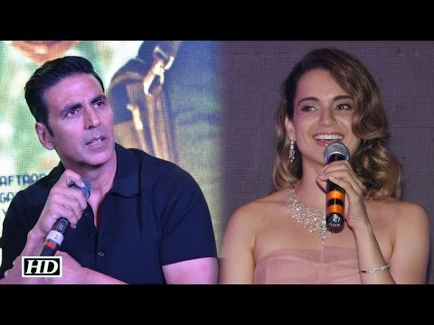 Kangana's Must Watch comment on Akshay Kumar