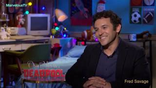 """Fred Savage unveils """"Once Upon a Deadpool"""""""