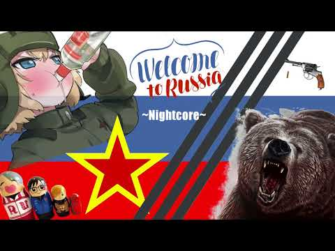 Русский Найткор - Welcome To Russia