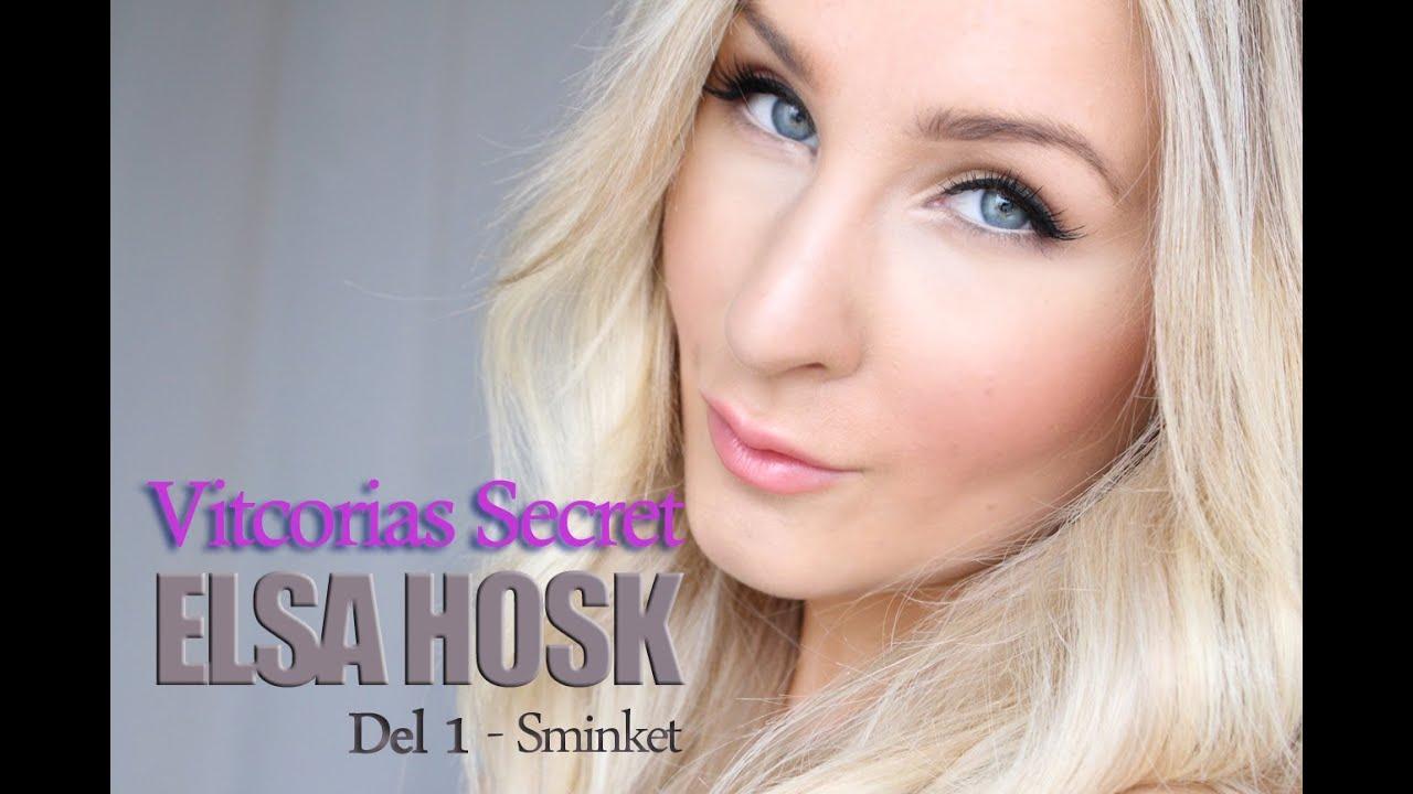 Victorias secret makeup tutorial elsa hosk del 1 sminket av victorias secret makeup tutorial elsa hosk del 1 sminket av hiilen baditri Image collections