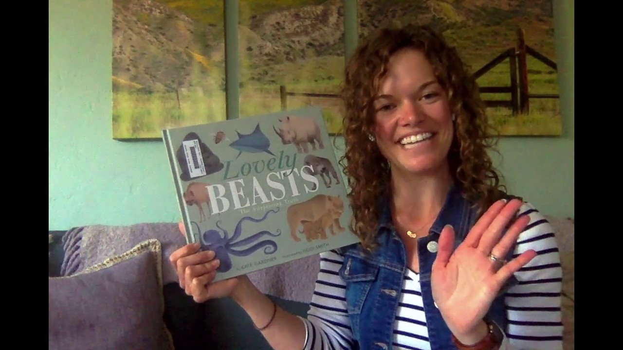 Tuesday Read Aloud: Lovely Beasts