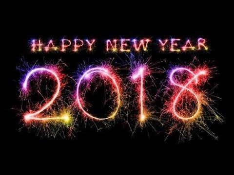 Welcome 2018] Frohes neues Jahr Euch allen 🥂🍀 - YouTube
