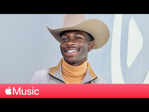 Lil Nas X: 'Panini' and Working in a Professional Studio  Beats 1  Apple
