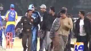 Younis Khan Beating his fan thumbnail