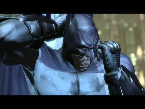 Batman Arkham asylumcity  hero remix