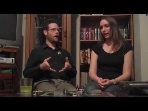 Treksperts: Star Trek Trivia Sarah VS Captain Logan