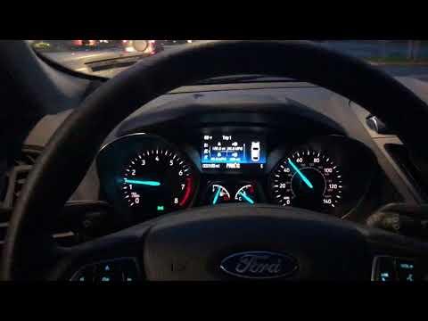 2018 Ford Escape SE Auto Start/Stop Feature Demonstration