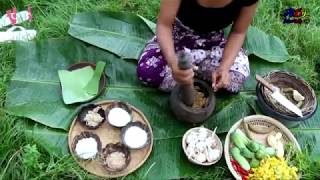 Top Viral Videos Food 2017 | Cute Girl Cook Snail with Powder Recipe | Top Girl Cooking my Village