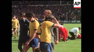 Fa cup final - liverpool v arsenal - 1971