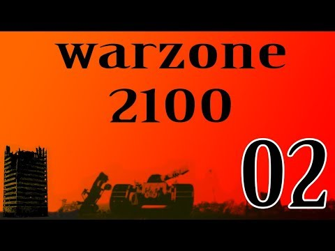 Warzone 2100 Campaign 2 (Future Anonymous and Failure!)