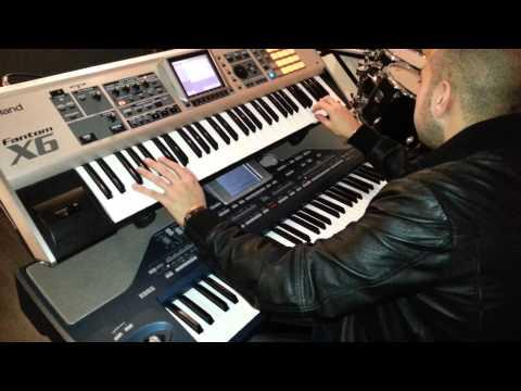 Demo Armenian Sounds For Roland Fantom X6