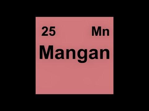 25 [Mn] Mangan (Manganese)