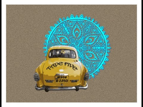 TAPE FIVE -  Taxi To Bombay  Feat. Dinesh Mishra - Remix