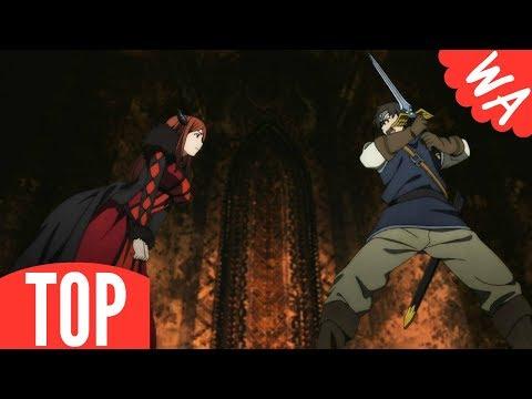 Top 10 Anime Avventura-Azione-Fantasy # 4 [ITA]