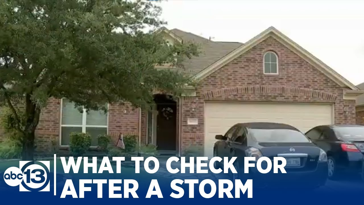 Download What do I check for after a storm?
