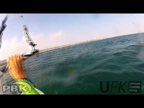 PBK Lightwind Kiteboarding Kitesurfing Cherry Beach Flysurfer Speed 3 CE 12m 15m Deluxe