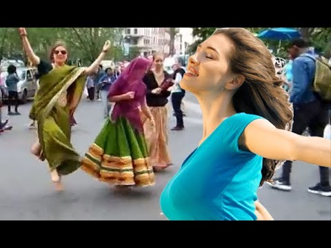 Krishna Kirtan Dance in USA