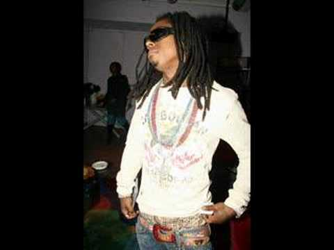 LIL WAYNE- LIGHTING UP MY(LA LA)