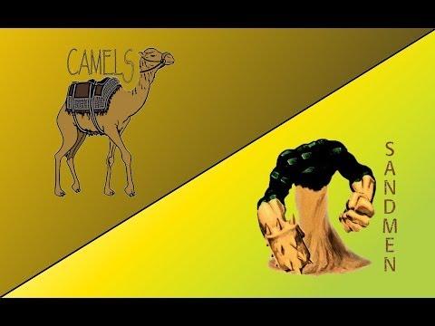 Week 2 - Camels v Sandmen