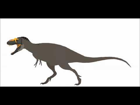 SB14FC - Lythronax vs Carnotaurus
