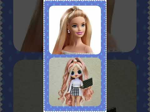 Pilih Barbie or