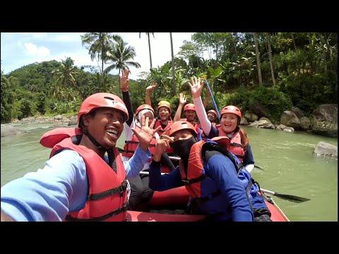 Wisata Arung Jeram - Banten Rafting Ciberang (BRC) Full HD