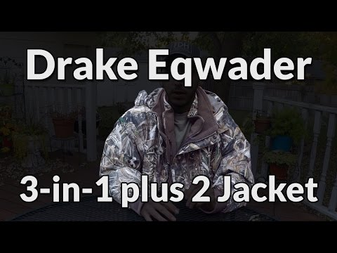 Review - Drake Eqwader 3-in1 Plus 2 Wader Coat