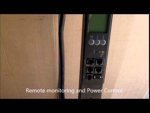 APC AP8961 SWITCHED RACK PDU 2G SERVER RACKS POWER C13 C19 VERTICAL