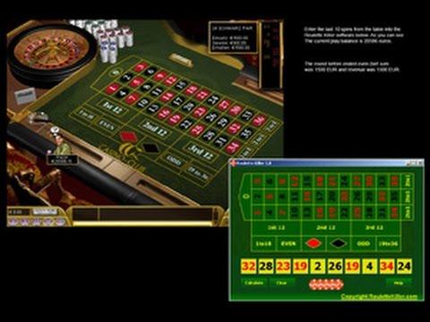 Best working roulette software - Beat the casinos - Amazing software von YouTube · Dauer:  4 Minuten 59 Sekunden  · 1000+ Aufrufe · hochgeladen am 21/02/2015 · hochgeladen von Thegamblingman