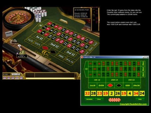 Video Roulette spielgeld