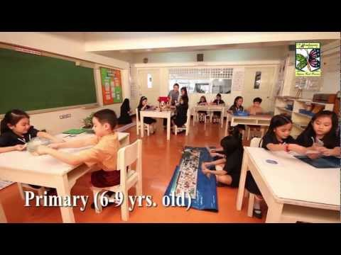 A Day in OB : The Pioneer in Montessori Education in the Philippines