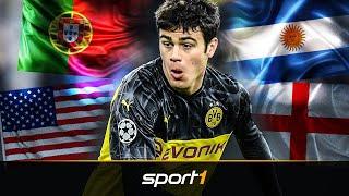 Fix! Reyna wählt Nationalteam | SPORT1 - DER TAG