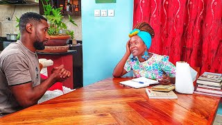Dr Kansiime councils a Shy Guy. African comedy (Kansiime Anne)