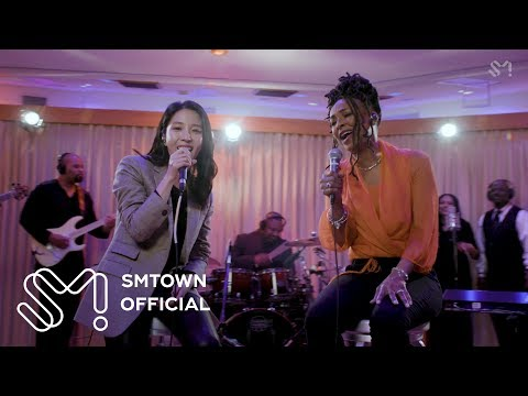[STATION] Siedah Garrett X 보아 (BoA) 'Man in the Mirror (LIVE)' Teaser