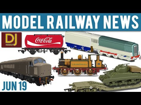 Model Railway News – June 2019 | Goodbye DJ Models