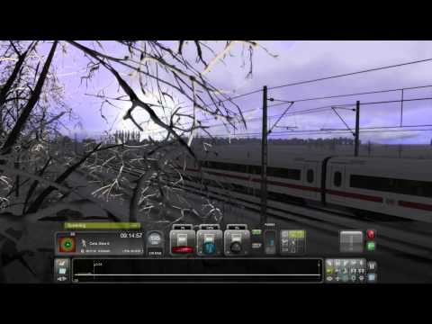 | Train Simulator 2014 | Hamburg to Hanover Part Two. |
