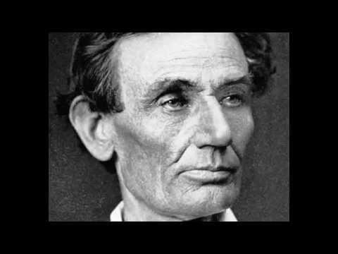 'Lincoln Portrait' (spoken section) COPLAND