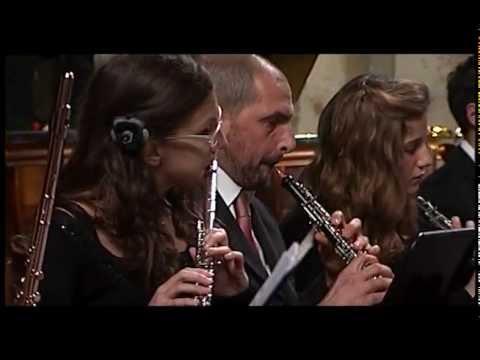 Beethoven's 7th symphony - Beethoven settima sinfonia - 1/4 - Conservatorio di Musica di Verona