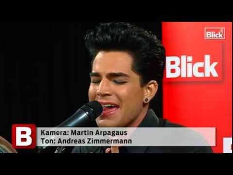 Adam Lambert - Whataya Want From Me (Blick.ch Switzerland)(06-01-10).mp4