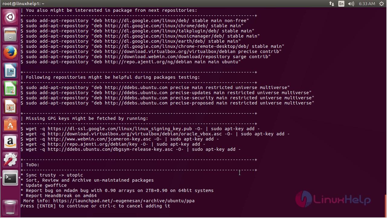 How to use rar files in ubuntu linux.