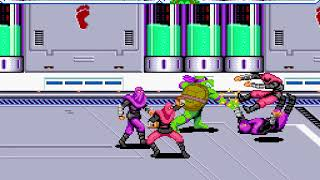 [TAS] [Obsoleted] SNES Teenage Mutant Ninja Turtles IV: Turtles in Time by mazzenek[...] in 26:00.02