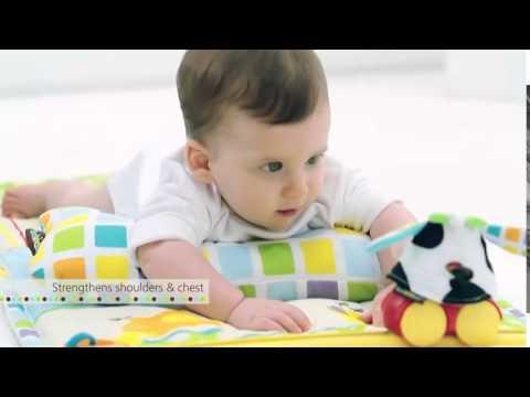 Manta de juegos para bebés Gymotion  de Yookidoo 40127